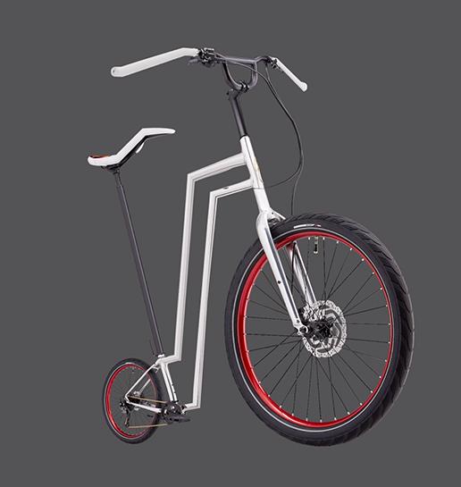 Shape Study Bike
